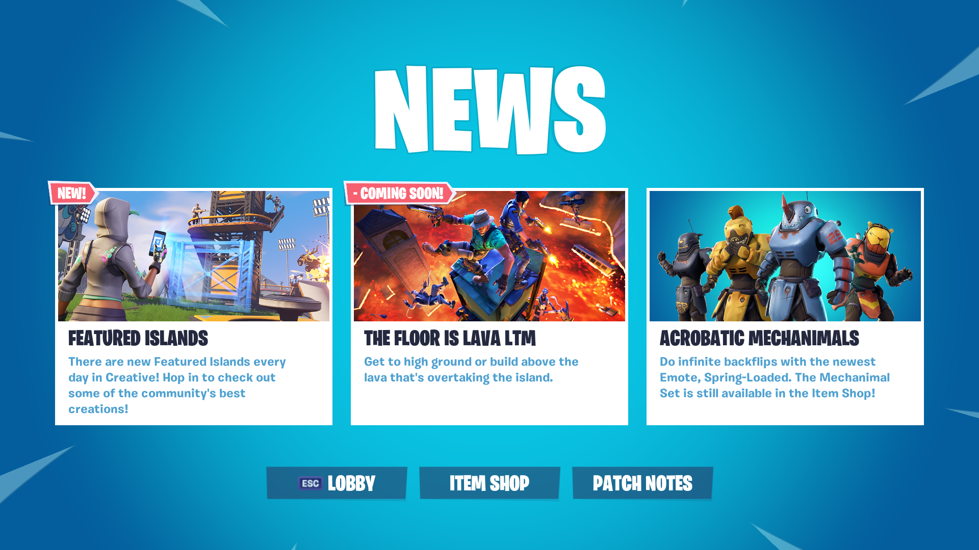 Psa Fortnite V8 20 Arrives March 27 Fortnite News And Statistics