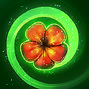 """Lifeblossom: While Alexstrasza is above <span class=""""value-color"""">75</span>% Health, Gift of Life creates a Lifeblossom at the target's location. Alexstrasza can collect the Lifeblossom to make her next Gift of Life cost no Health."""
