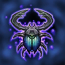 """Resilient Scarabs: Beetles have <span class=""""value-color"""">50</span> Spell Armor."""