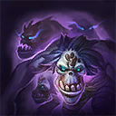 Army of the Dead: Raise ghouls that fight enemies, heal Arthas