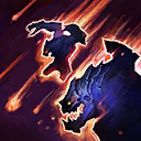 """Demonic Invasion: Rain a small army of Demonic Grunts down on enemies, dealing <span class=""""value-color"""">68</span> damage per impact. Grunts deal <span class=""""value-color"""">44</span> damage, have <span class=""""value-color"""">780</span> Health and last up to <span class=""""value-color"""">10</span> seconds. When Grunts die they explode, dealing <span class=""""value-color"""">101</span> damage to nearby enemies.<br/><br/>Usable while Channeling All Shall Burn."""