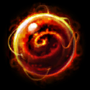 """Art of Chaos: If Globe of Annihilation hits <span class=""""value-color"""">2</span> or more Heroes, restore <span class=""""value-color"""">30</span> Mana and gain an extra <span class=""""value-color"""">4</span> Annihilation."""