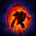 "Brutish Vanguard: Demon Warriors and Lieutenants gain <span class=""value-color"">25</span>% increased Health. Demon Warriors Slow nearby enemies by <span class=""value-color"">20</span>%."