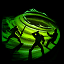 "Emerald Wind: After <span class=""value-color"">0.5</span> seconds, create an expanding nova of wind, dealing <span class=""value-color"">234</span> damage and pushing enemies away."