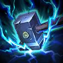 Thunder Strike: Increases Thunder Clap damage to one enemy