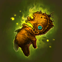 "Big Voodoo: Increases the Health and Mana bonuses from Voodoo Ritual by <span class=""value-color"">100</span>%."