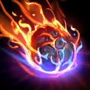 "Molten Power: Each enemy Hero hit by Living Meteor increases the damage of the next Living Meteor by <span class=""value-color"">20</span>%, up to a maximum of <span class=""value-color"">100</span>%."