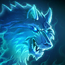 Hunger of the Wolf: Ghost Wolf attacks against Heroes deal an additional 5% of the target's maximum Health and heal you for 5% of your maximum Health.