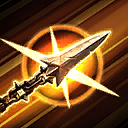 """Poisoned Spear: Ancient Spear deals an additional <span class=""""value-color"""">100</span>% damage over <span class=""""value-color"""">6</span> seconds."""