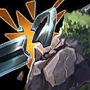 Stoneskin: Activate to gain 30% of your Max Health as Shields for 5 seconds.