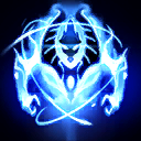 Archon: Transform into an Archon, gaining a 200 point Shield, causing Basic Attacks to deal 64 (+12 per level) damage and splash for 32 (+6 per level) additional damage. Lasts for 12 seconds.