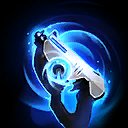 Sleight of Hand: Reduces Reload time by 50%. This equals 20% more damage per second.