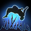 Death Dealer: Increases Vault Basic Attack damage bonus from 6% to 14% per stack of Hatred. If this attack kills its victim, the Mana cost and cooldown of Vault are refunded.