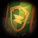 "Banner of Ironforge: Activate to place a Banner that grants <span class=""value-color"">20</span> Armor to nearby allied Heroes, reducing damage taken by <span class=""value-color"">20</span>%. Lasts <span class=""value-color"">12</span> seconds."