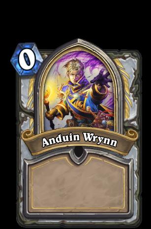 Anduin Wrynn