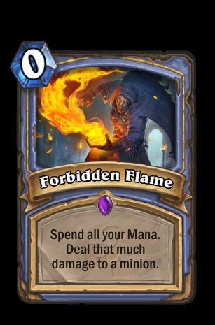 Forbidden Flame