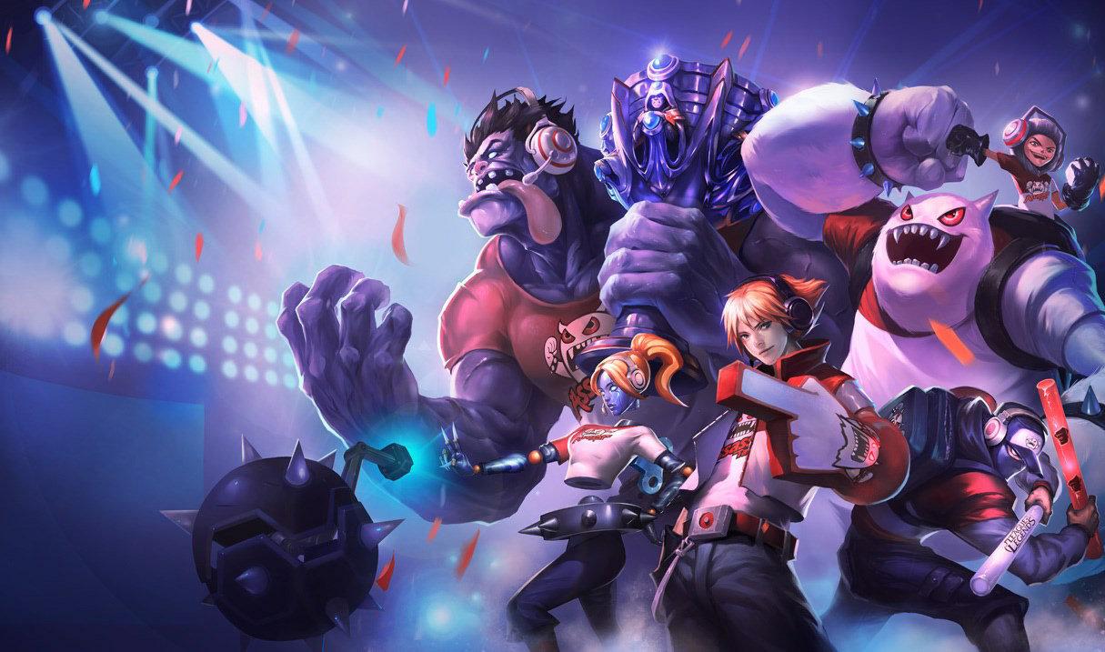 league guide zoe 8.4