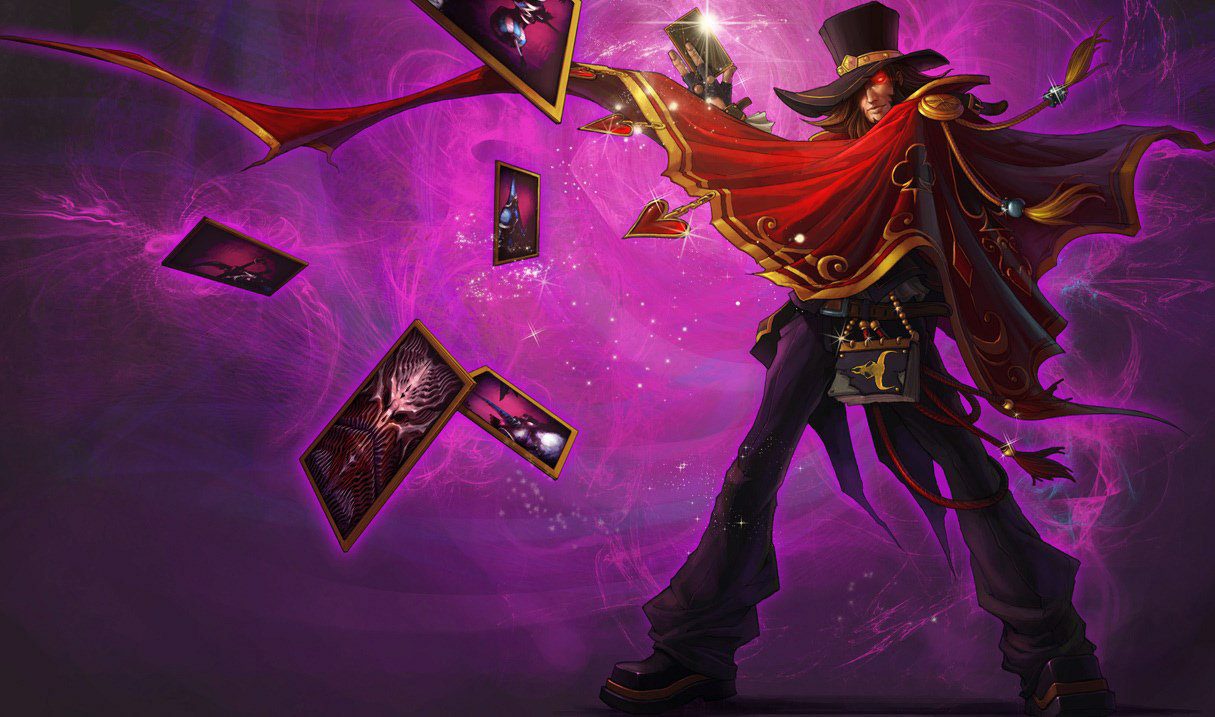 Carrying With The Cards Twiste Twisted Fate Build Counter