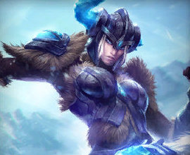 Sejauni from League of Legends